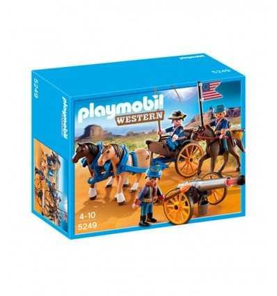 Carro de caballo Playmobil y 5249 caballería 5249 Playmobil- Futurartshop.com