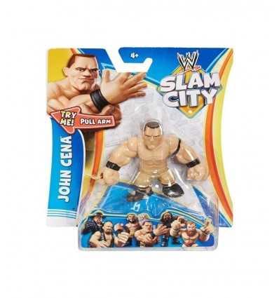 Carácter de WWE (Slam City John Cena) BHK30 Mattel- Futurartshop.com
