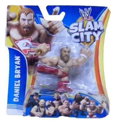 WWE znaków (Daniel Bryan) rozbudowy BHK27 Mattel- Futurartshop.com