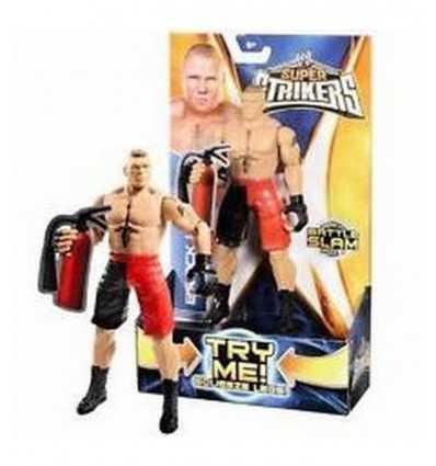 Charakter (Brock Lesnar) Wwe Wrestling BJM95 Mattel- Futurartshop.com