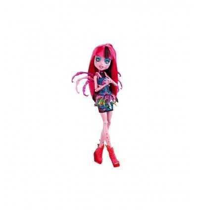 Monster High Doll thrilling love aggressive from fear BJR25 Mattel- Futurartshop.com