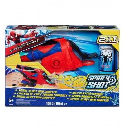 Spiderman schießt Webs zu drehen A6998E270 Hasbro- Futurartshop.com