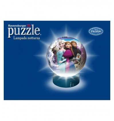 Ravensburger Puzzle Frozen 3D nuit lampe 12165 Ravensburger- Futurartshop.com