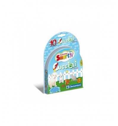 Smart TV Cartridge cuccioli 13532 Clementoni- Futurartshop.com