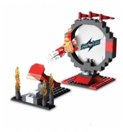 wwe Wrestling down stack assorted starter sets NCR21000 Giochi Preziosi- Futurartshop.com