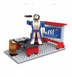 Playmobil 4785 la petite fille avec les fichiers