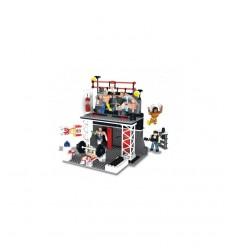 Playmobil asiático Guerrero 4789 con armas
