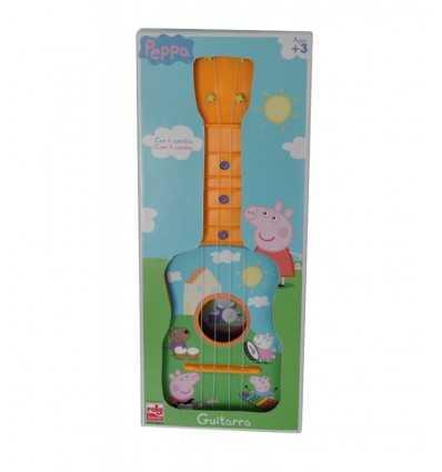 Peppa Свинья 4 струны гитары GG00815 Grandi giochi- Futurartshop.com