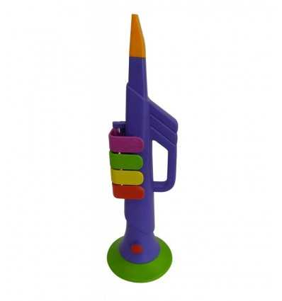 Peppa Pig 4 Trumpet Notes GG00812 Grandi giochi- Futurartshop.com