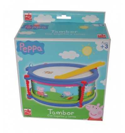 Peppa 豚ドラム GG00813 GG00813 Grandi giochi- Futurartshop.com