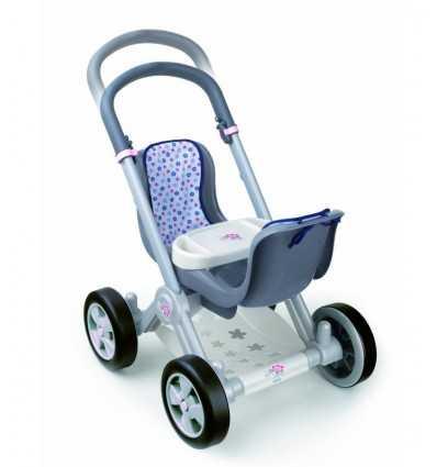 Twin Stroller Silver Line 800008883 Simba Toys- Futurartshop.com