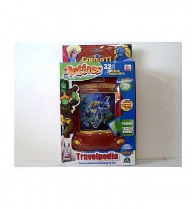 Croquettes Travelpedia Gormiti 00235 Giochi Preziosi- Futurartshop.com