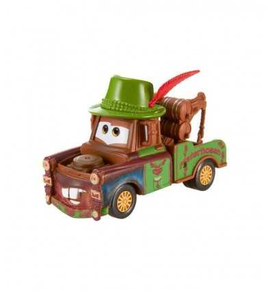 cars 2 starring Tyrolean ratchet Y0542 Mattel- Futurartshop.com