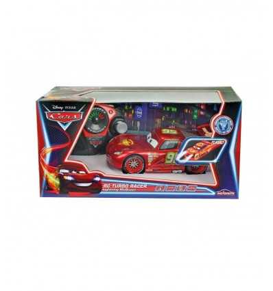 Lightning Mcqueen Cars 1:24 RC neon 213089569 Simba Toys- Futurartshop.com