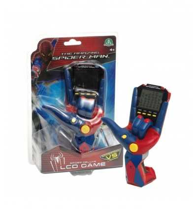 LCD Deluxe Spiderman Game CCP26357 Giochi Preziosi- Futurartshop.com
