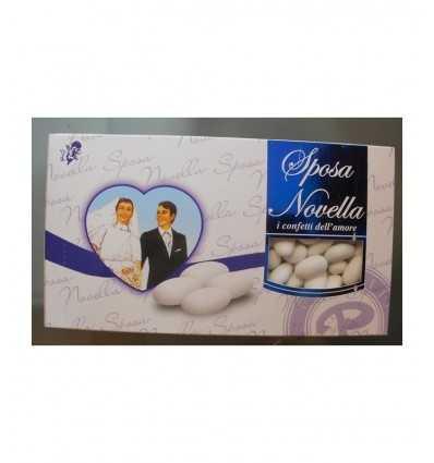Amor de confeti blanco de novia 07958 - Futurartshop.com