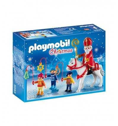 プレイモービル大きいクリスマス パレード 5593 5593 Playmobil- Futurartshop.com