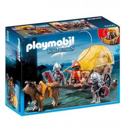 Carro de trampa de Playmobil caballeros del halcón 6005 Playmobil- Futurartshop.com