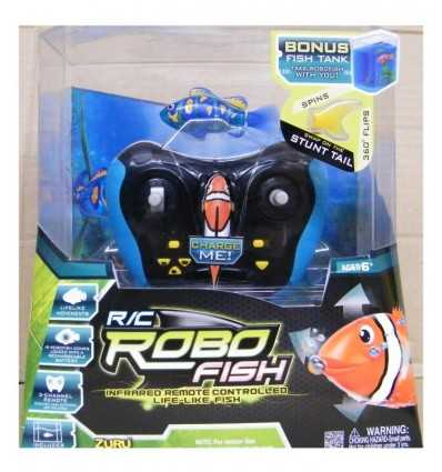 radio controlled robofish NCR02295 Giochi Preziosi- Futurartshop.com