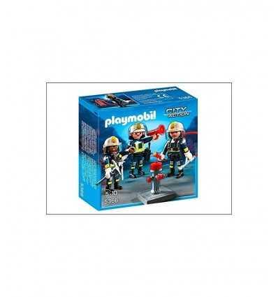 Playmobil пожарная команда 5366 Playmobil- Futurartshop.com