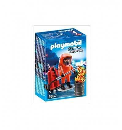 Playmobil Special Fire Unit 5367 Playmobil- Futurartshop.com
