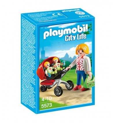 Playmobil-Mutter mit Zwillingen 5573 Playmobil- Futurartshop.com