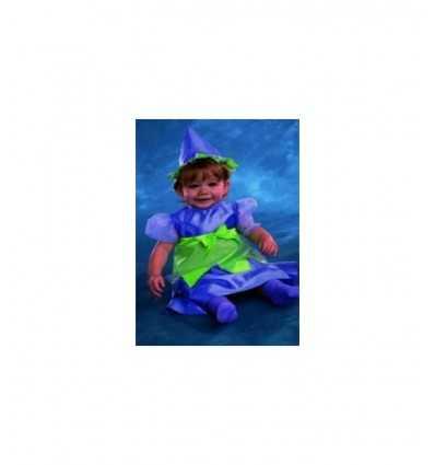 Karneval Kostüm Hexe Kind 3-12 Monate H004-001 Joker- Futurartshop.com