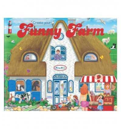 Топ модель альбомов создавать смешные фермы 7825C Crems- Futurartshop.com