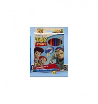 Toy Story lot de 12 marqueurs 48556 Arvi- Futurartshop.com
