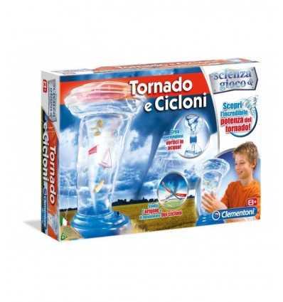 Clementoni Tornado und Zyklonen 13881 Clementoni- Futurartshop.com