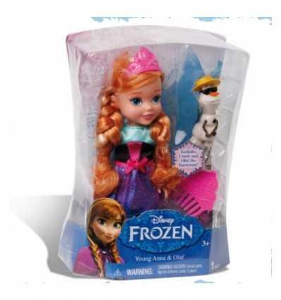 Frozen Anna doll more olaf 15 cm GPZ18483/ANNA Giochi Preziosi- Futurartshop.com
