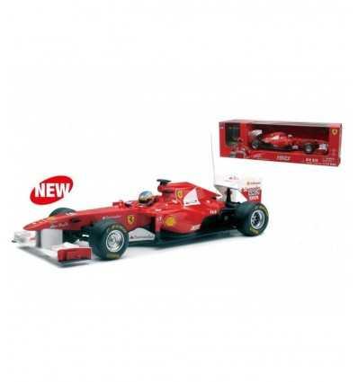 Fernando Alonso Ferrari F1 масштаб 1:12 89425A NewRay- Futurartshop.com