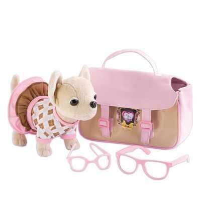 chi chi Love Plush Chihuahua oxford 5894837 Simba Toys- Futurartshop.com