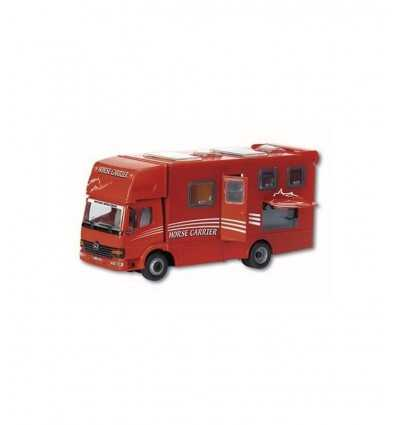 Lastbil som transporterar hästar 3414851 Simba Toys- Futurartshop.com