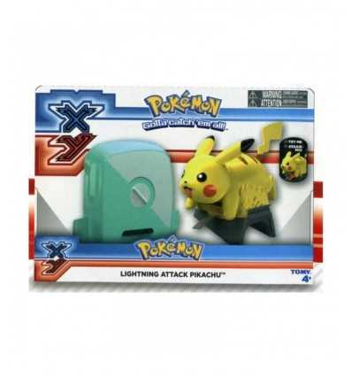 Pikachu pokemon attack X and Y CCP86017 Giochi Preziosi- Futurartshop.com