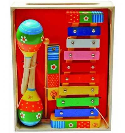 Musikinstrument Set HJD93869B Lima- Futurartshop.com