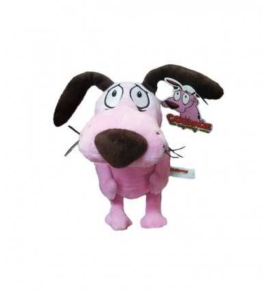 Courage the cowardly dog Plush PTRY955422A GDG Group- Futurartshop.com