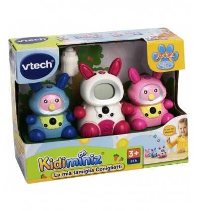 personajes familiares de conejo kidminiz A10211030 Hasbro- Futurartshop.com