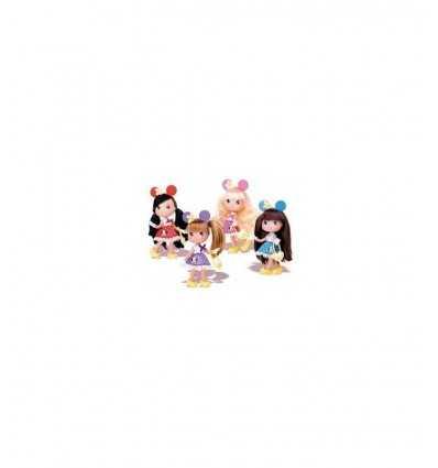 J'ai poupée souris Minnie amour GG8510 Famosa- Futurartshop.com