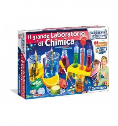 Clementoni большая химическая лаборатория 13912 Clementoni- Futurartshop.com