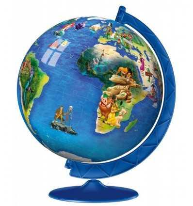 Disney 3D Globe 180 stycken 12333 9 Ravensburger- Futurartshop.com