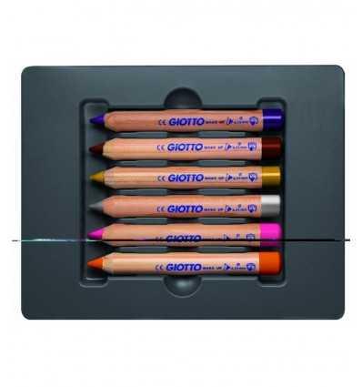 6 set glamour make-up pencils 470800 Giotto- Futurartshop.com