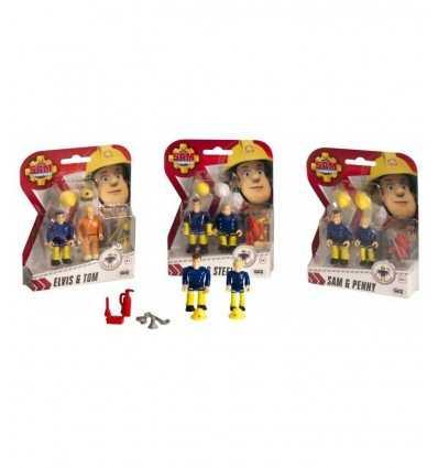 サム消防士とスティール NCR18251 Simba Toys- Futurartshop.com