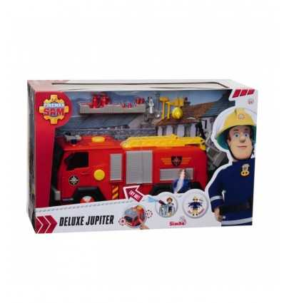 Fireman Sam Jupiter Vehicle with lights and sounds NCR18254 Simba Toys- Futurartshop.com