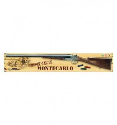 Fusil de chasse de calibre 12 Monte Carlo E0380/42 Edison Giocattoli - Futurartshop.com