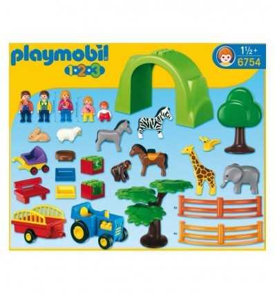 Il Grande Zoo 6754 Playmobil-Futurartshop.com