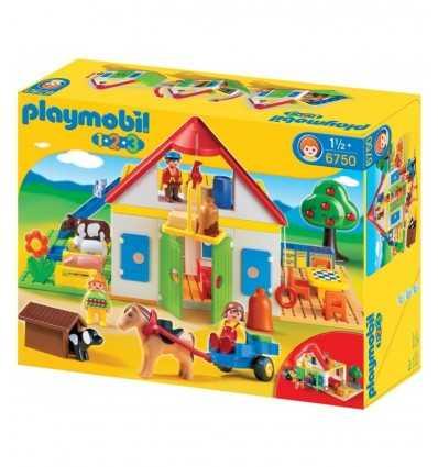La ferme 6750 Playmobil- Futurartshop.com