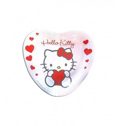 Hello Kitty Herz Teller B116100 - Futurartshop.com