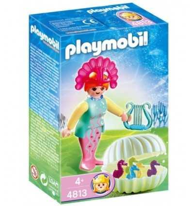 Siren med baby seahorse 4813 Playmobil- Futurartshop.com