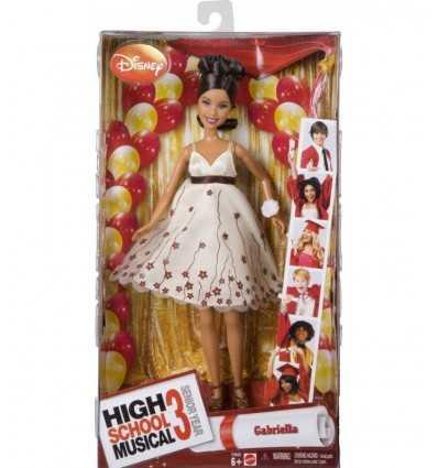 Gabriella de High School Musical 3 P2832 Mattel- Futurartshop.com